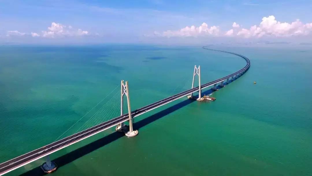 港珠澳大桥-抢滩珠海,哪里才是城市 C位
