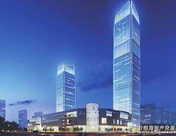 合肥华润大厦39层招租公告