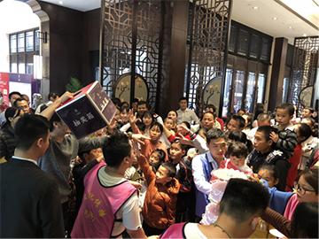 """【南宁】bwin娱乐手机登录玺院钻石会周年庆 感恩遇""""建""""你活动完美落幕"""